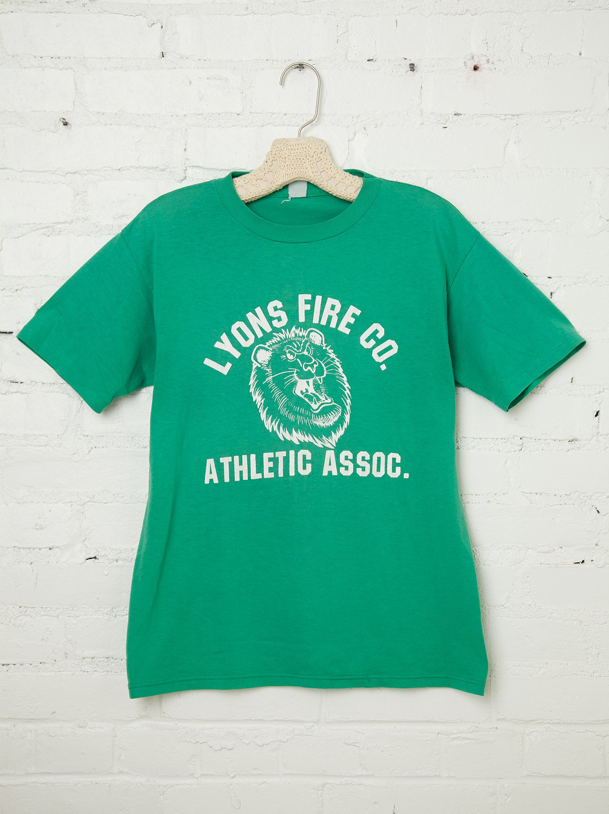Vintage Lyons Fire Co. Tee