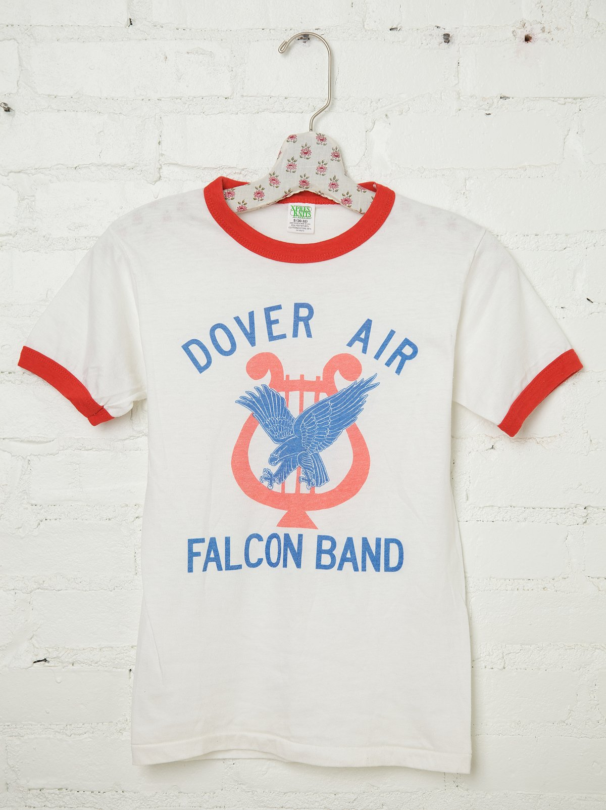 Vintage Dover Air Ringer Tee