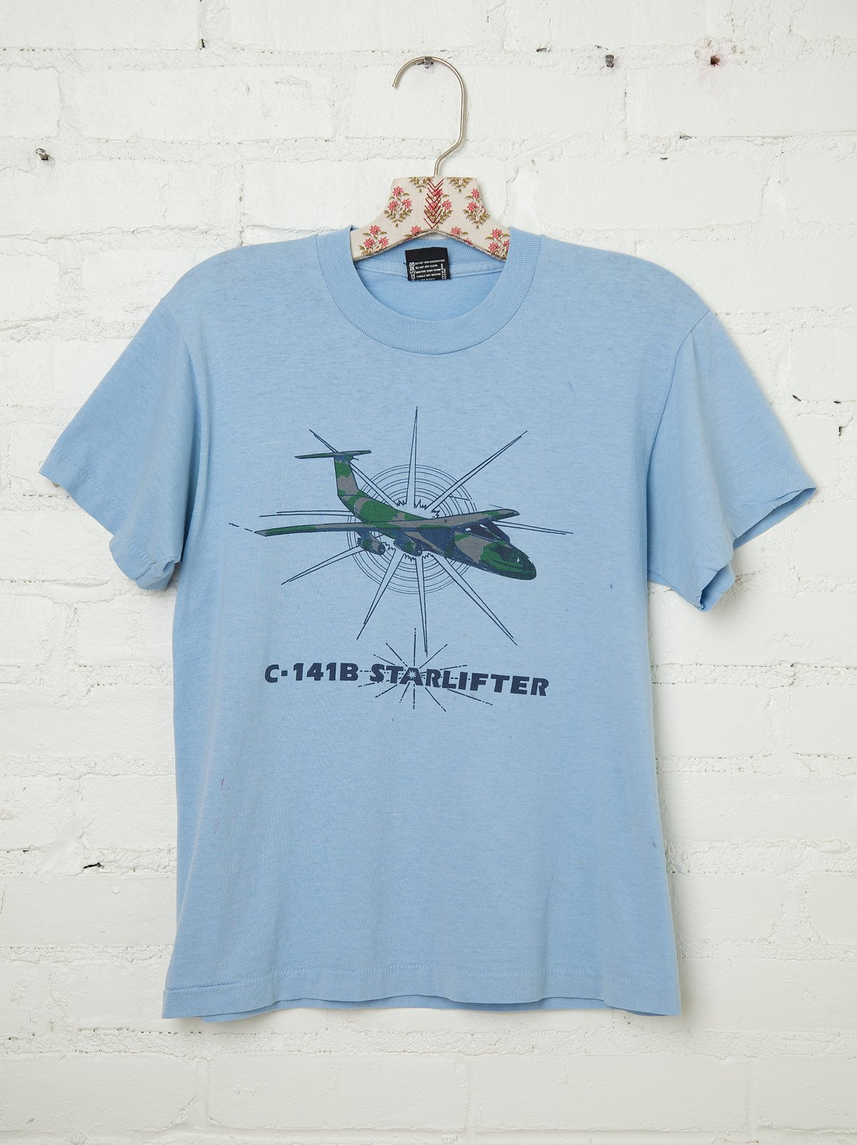 Vintage Airplane Shirt