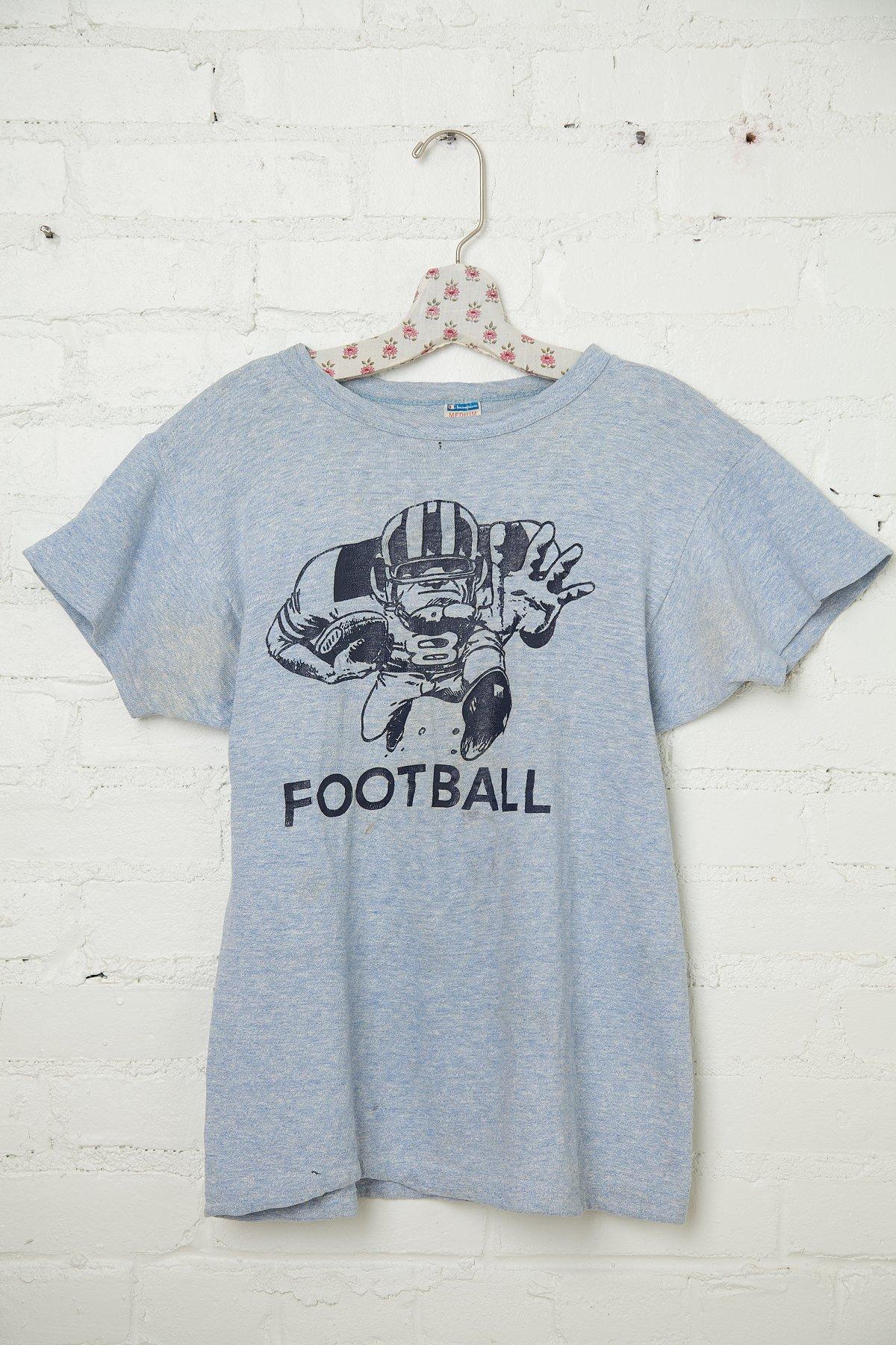 Vintage Football Tee