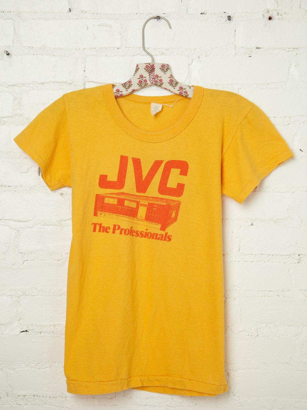 Vintage JVC Tee