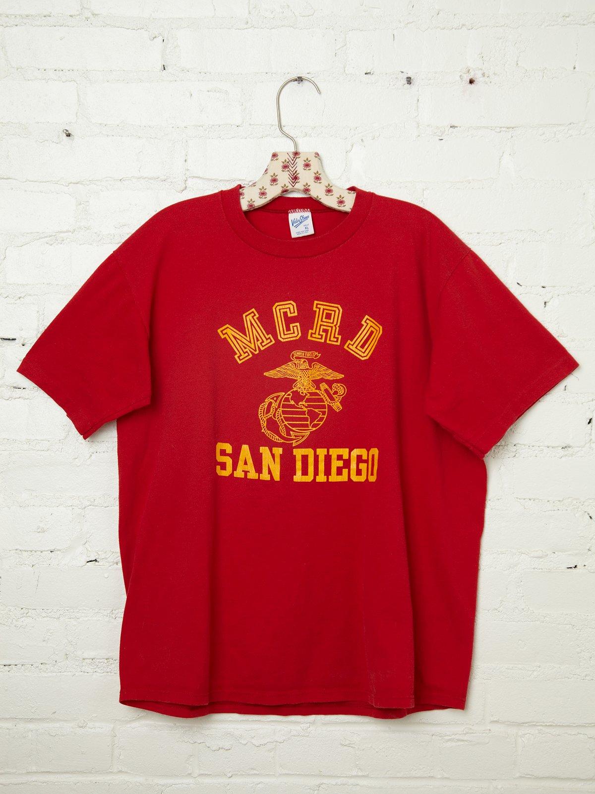 Vintage MCRD San Diego Tee