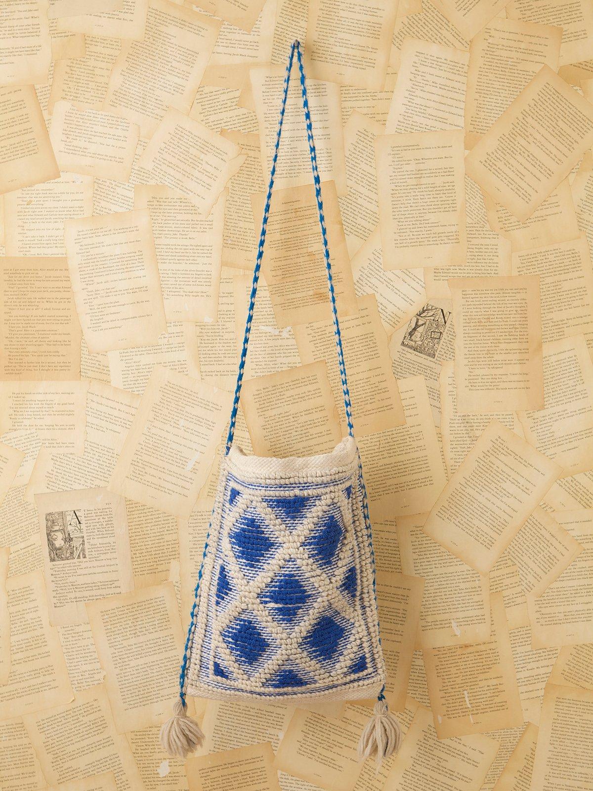 Vintage Wool Bag