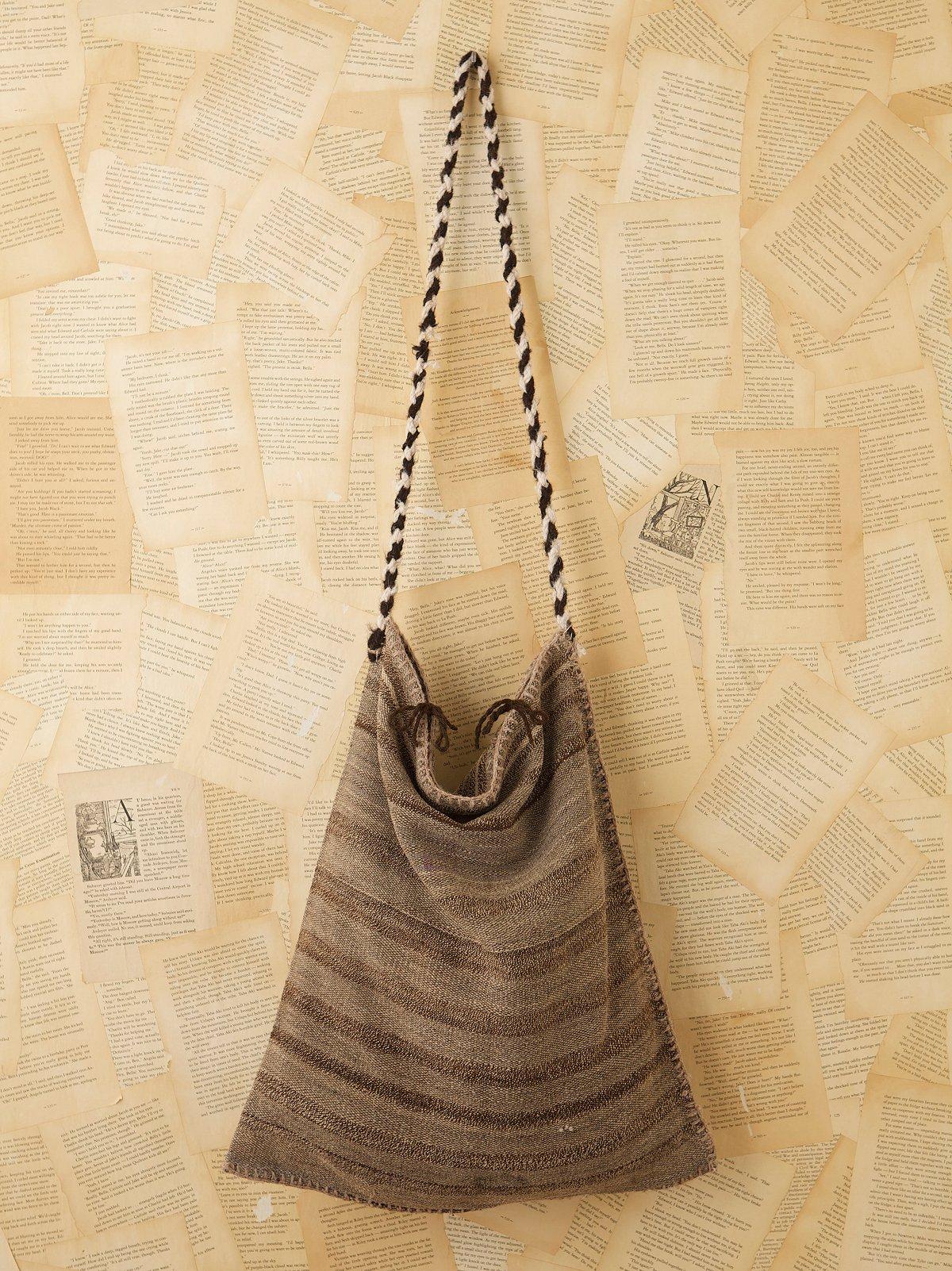 Vintage Peruvian Wool Sack