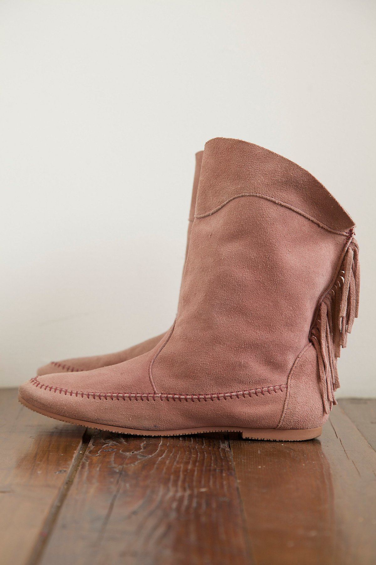 Vintage Moccasin Boots