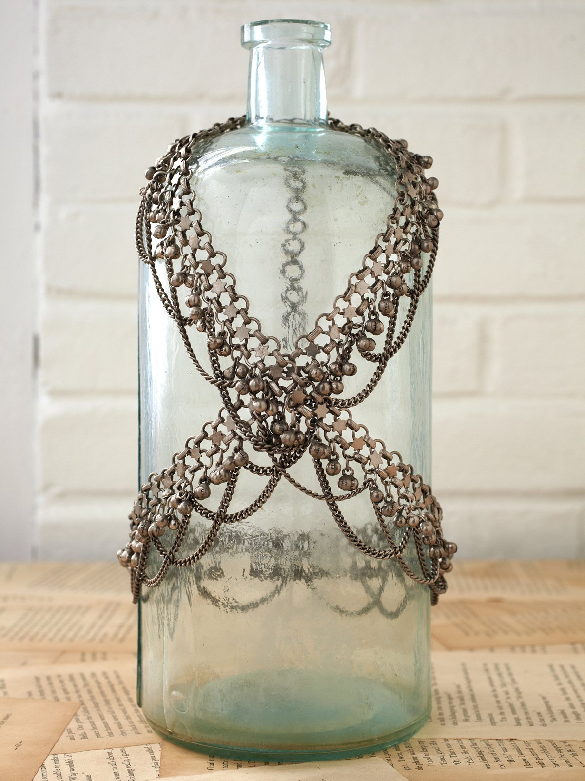Vintage Chain Bell Belt