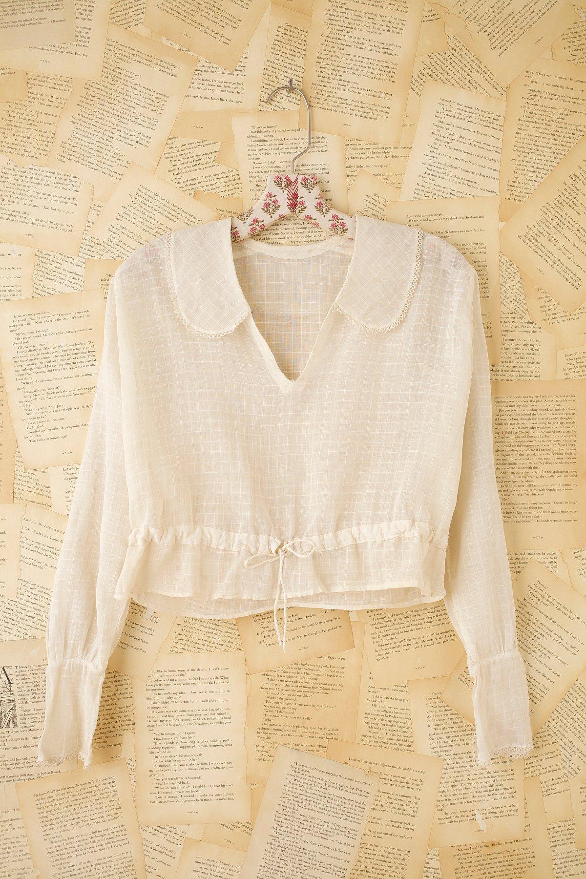 Vintage Victorian Long Sleeve Shirt