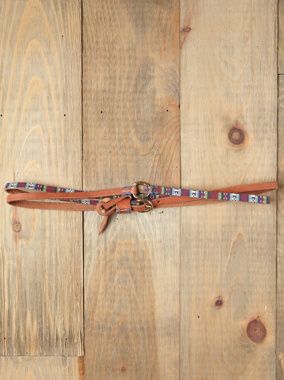 Suni Double Wrap Belt
