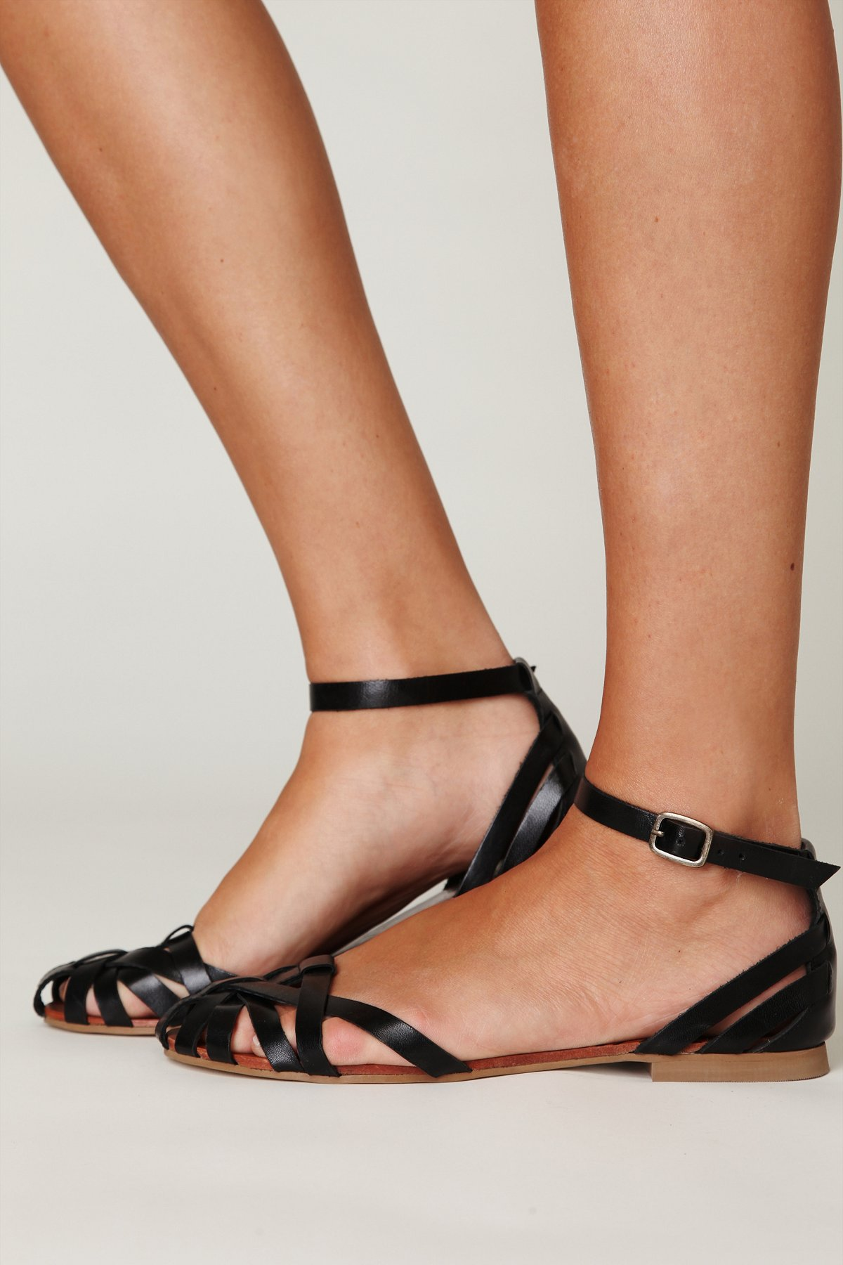 Lex Leather Sandal