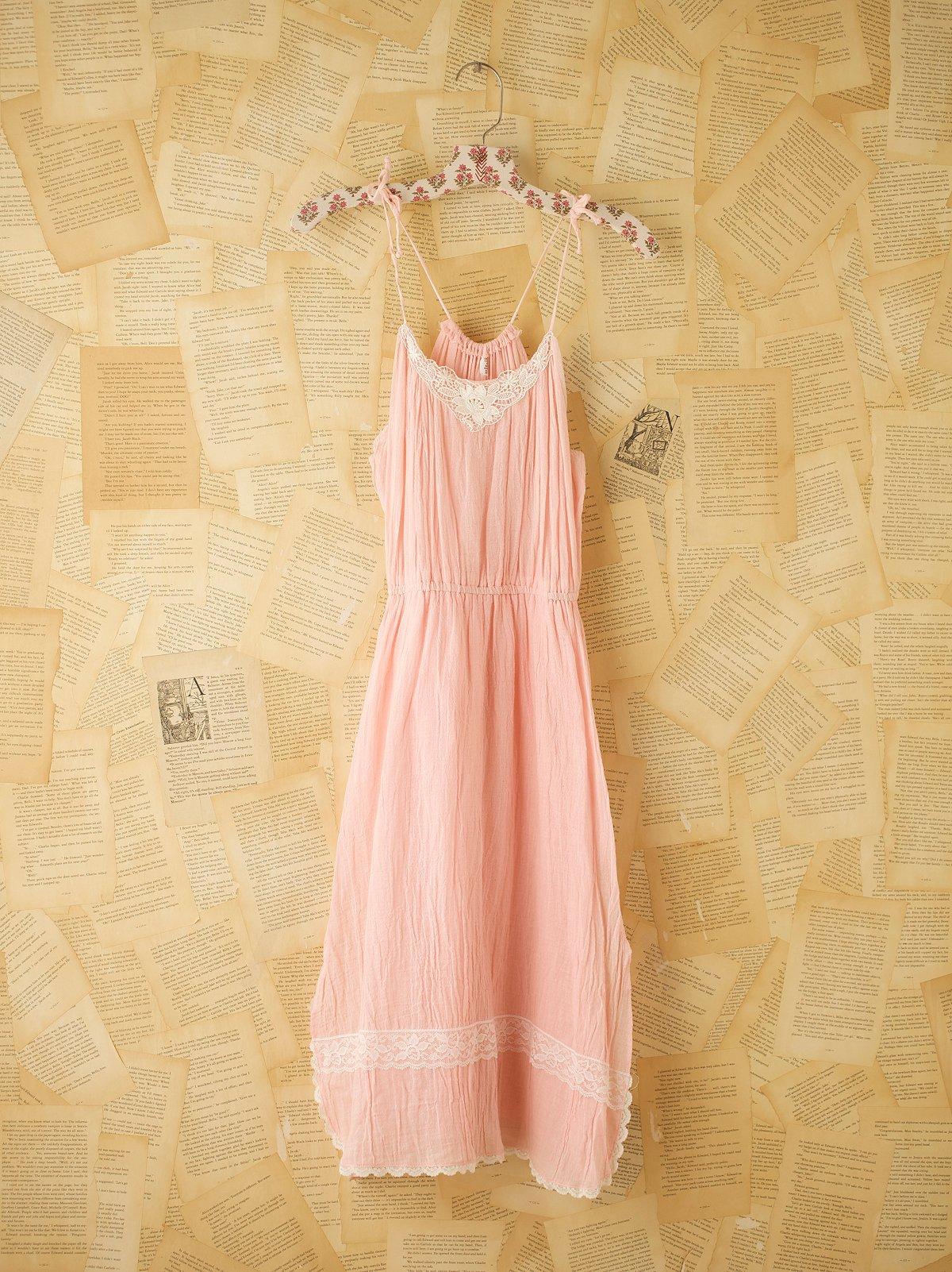 Vintage Gauze Dress
