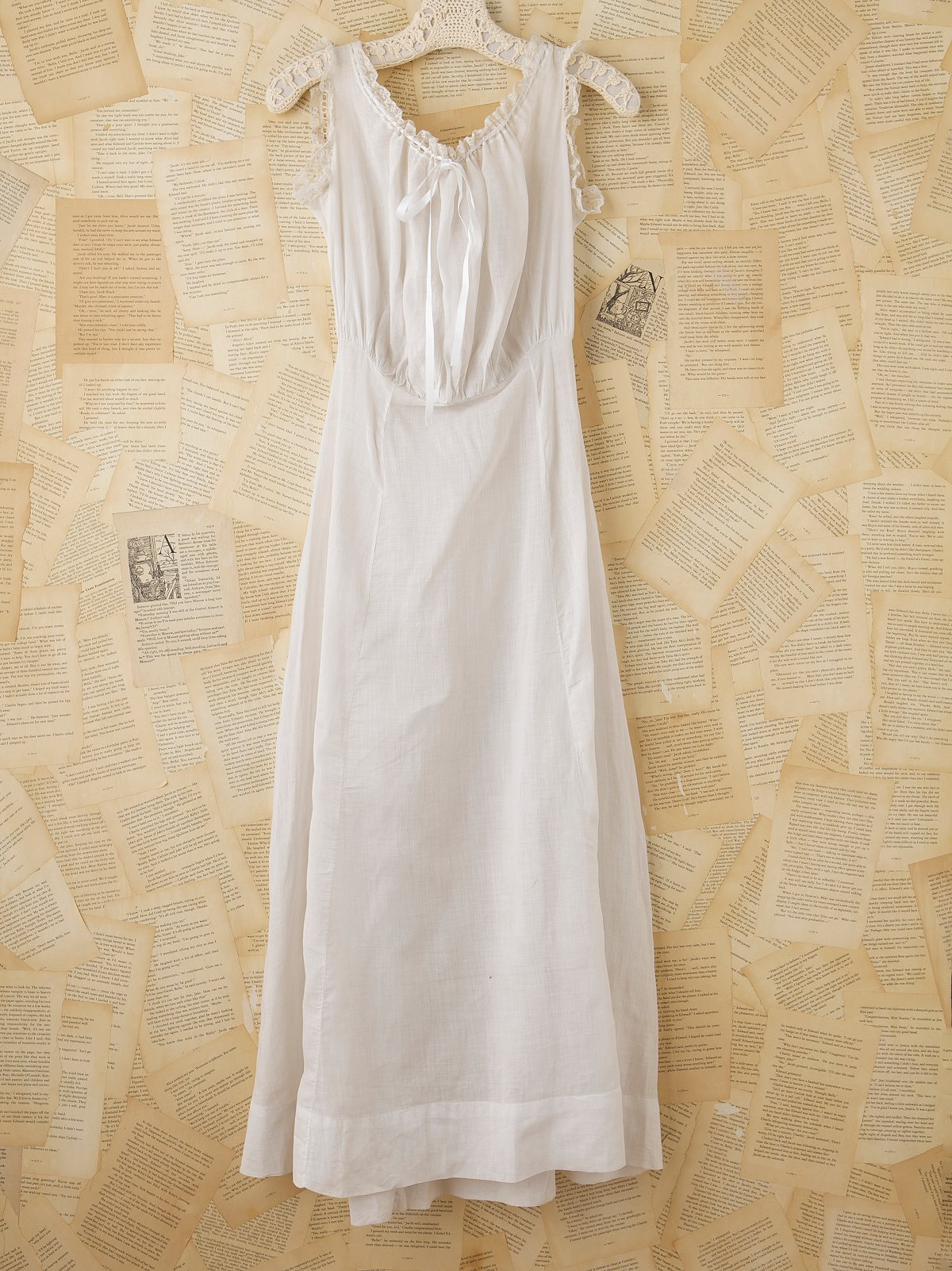 Vintage Victorian Dress