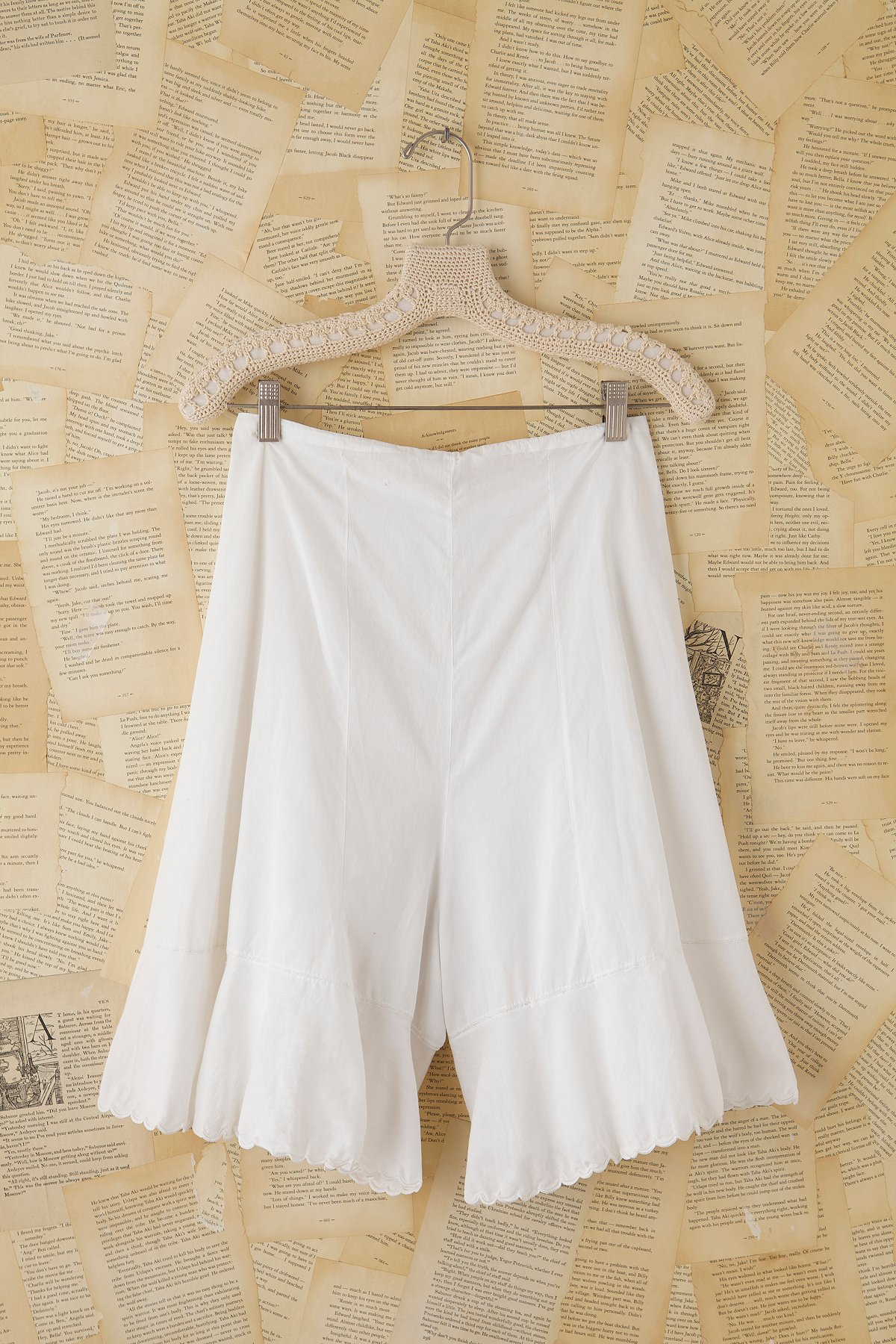 Vintage Victorian Tap Shorts