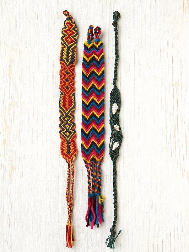 Loa Woven Bracelets