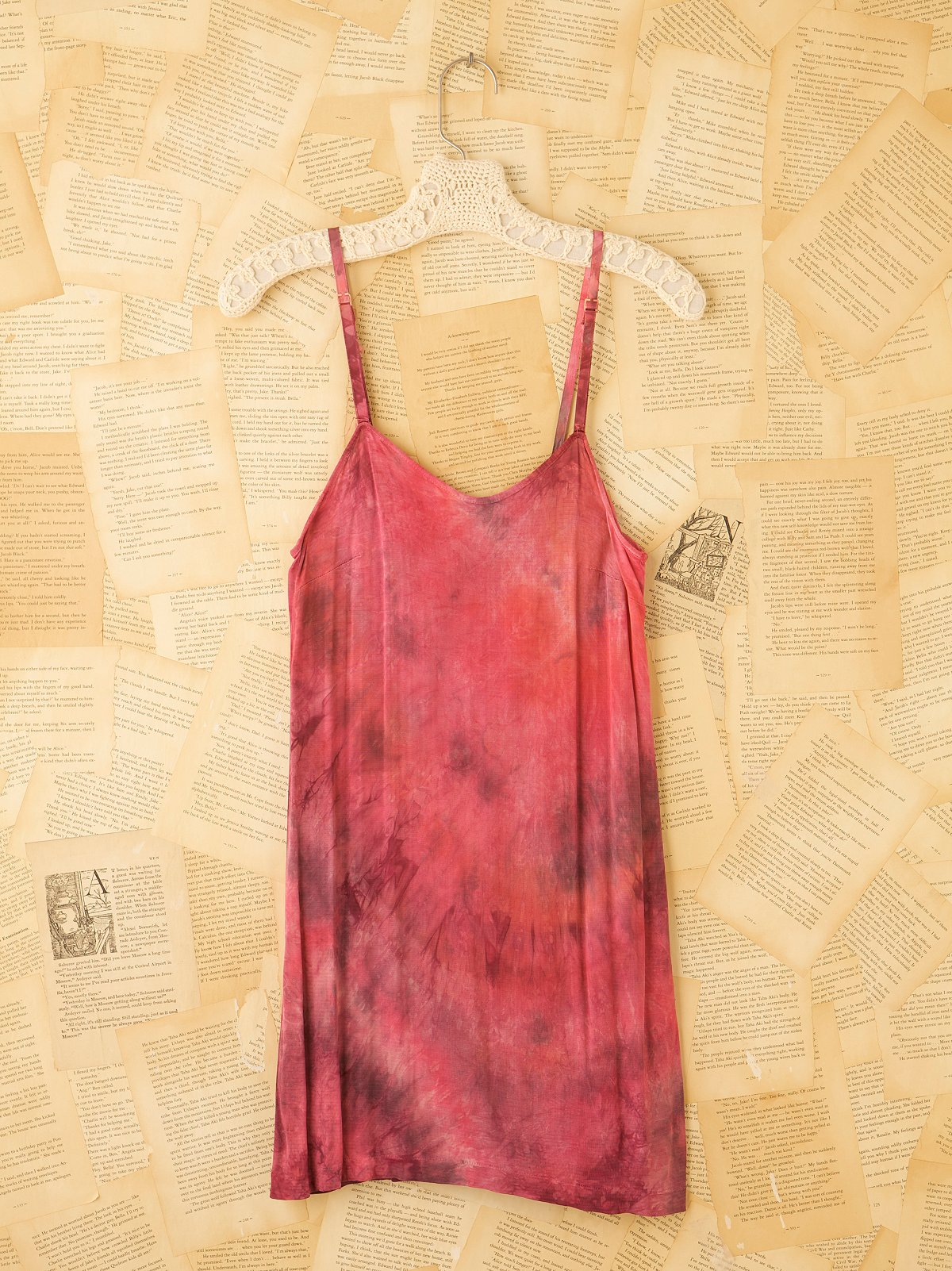 Vintage Hand Dyed Tank Top
