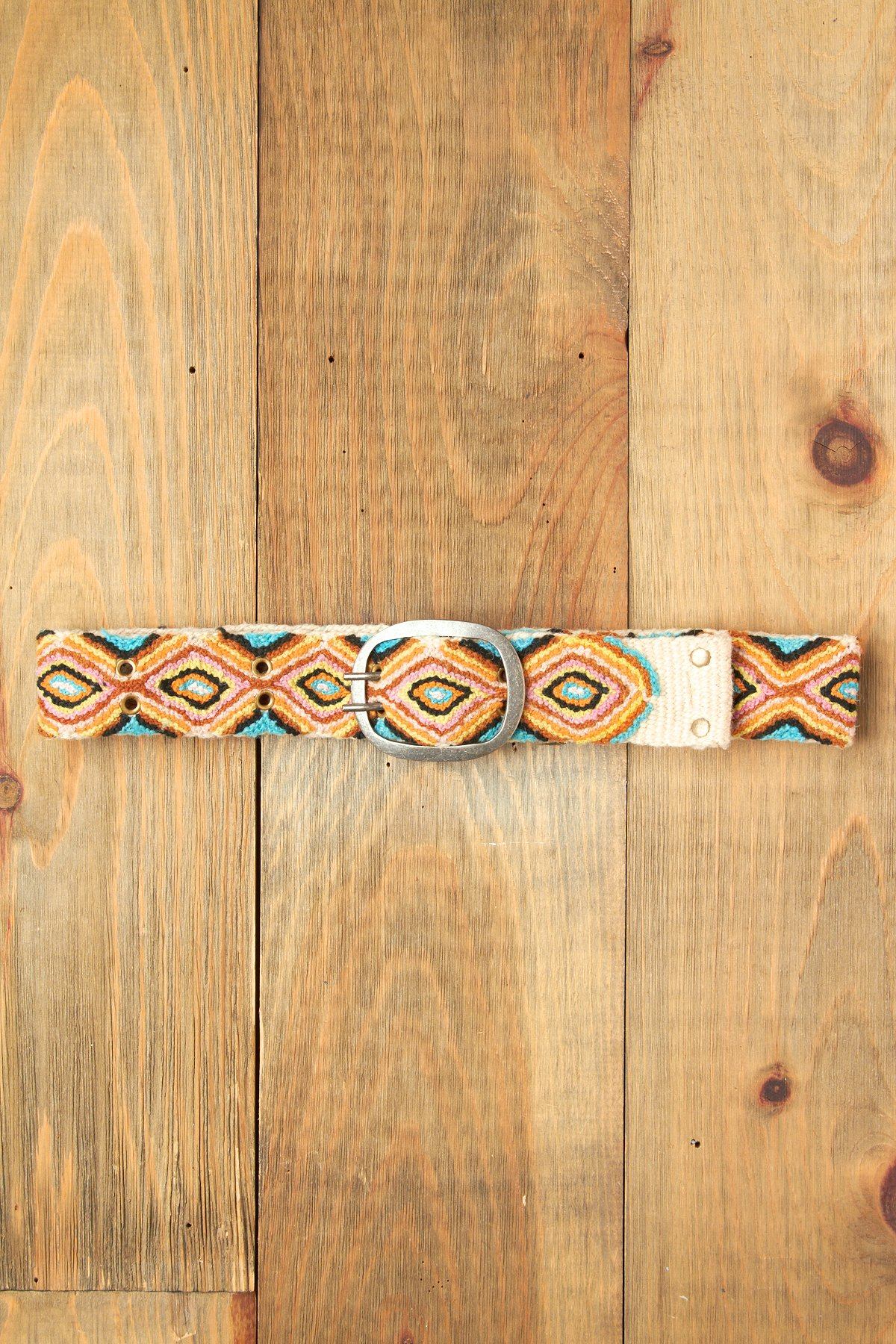 Peruvian Pattern Belt