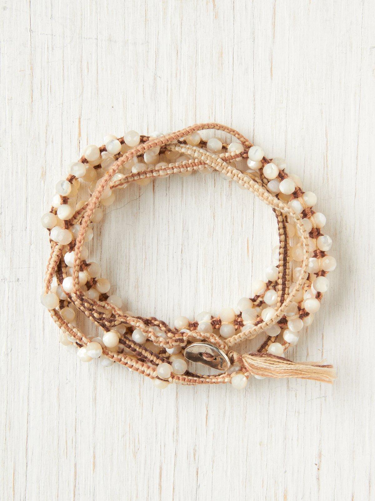 Syrena Wrap Bracelet