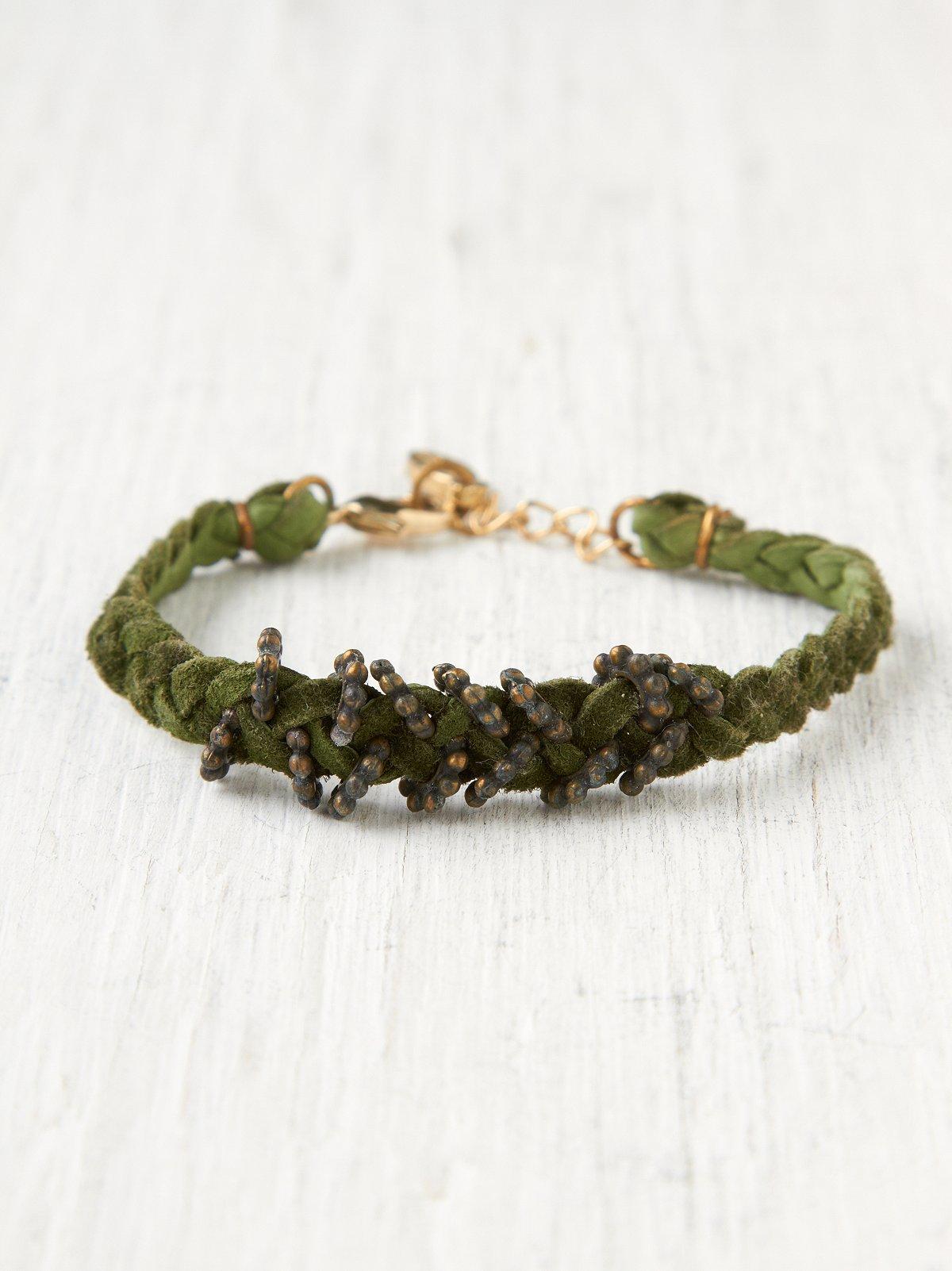 Brita Braid Bracelet
