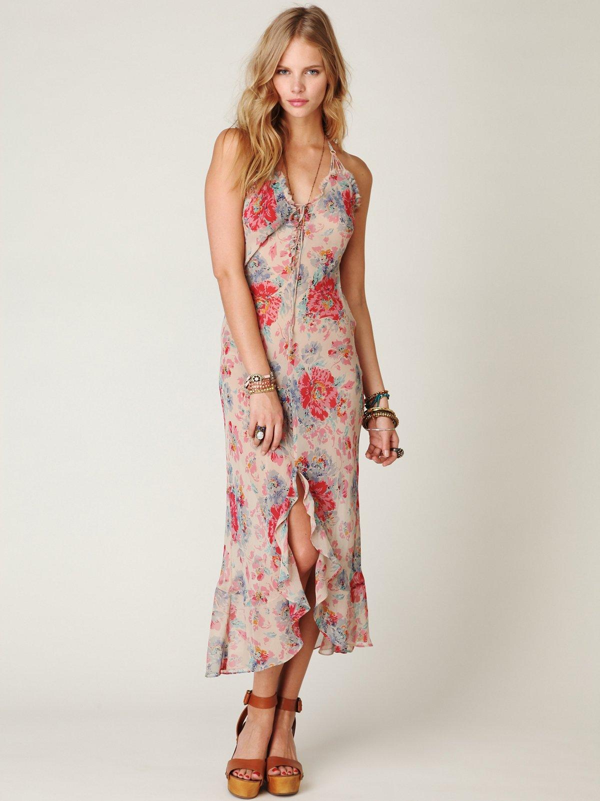 Floral Lace Slip