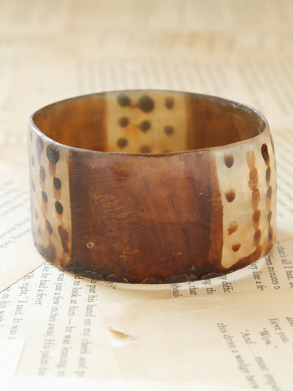Vintage Traditional Tribal Arm Band