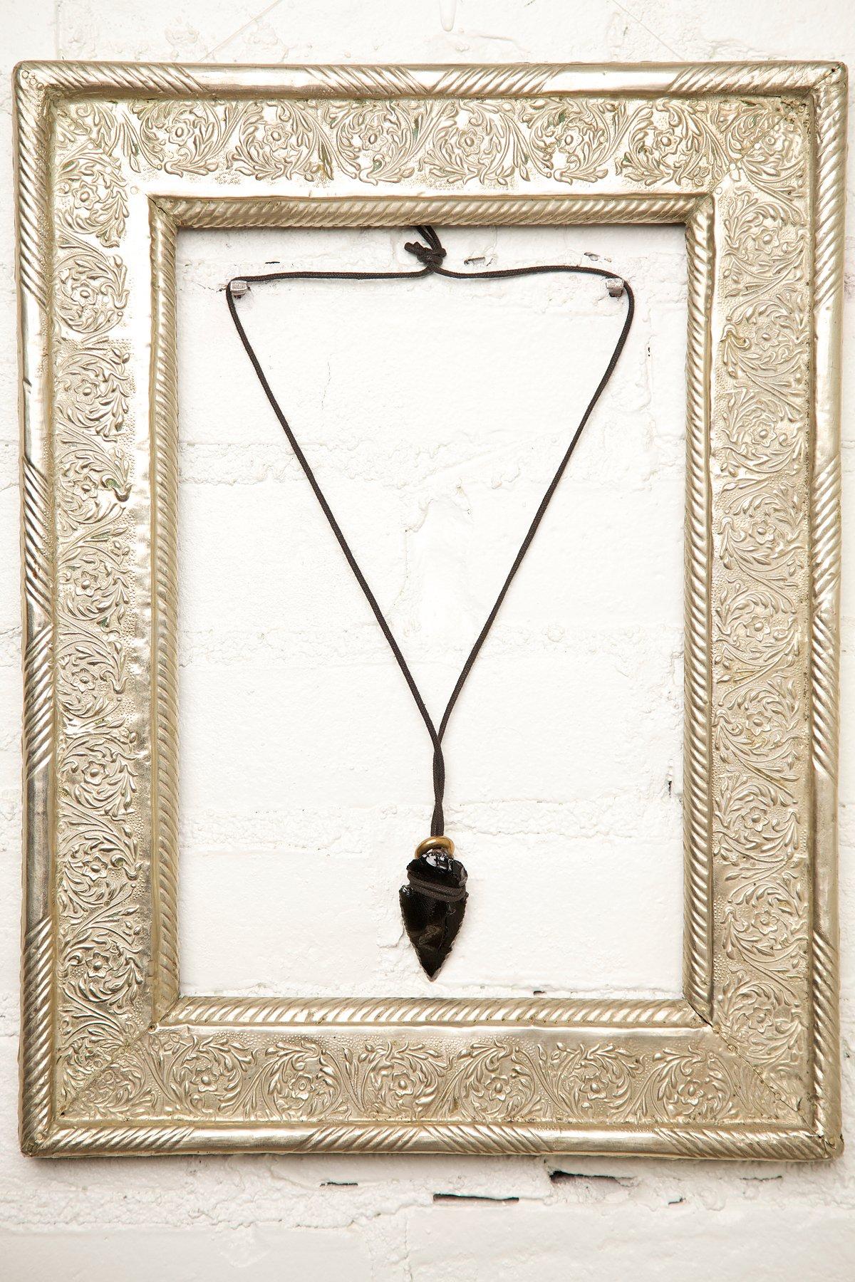 Vintage Dagger Necklace