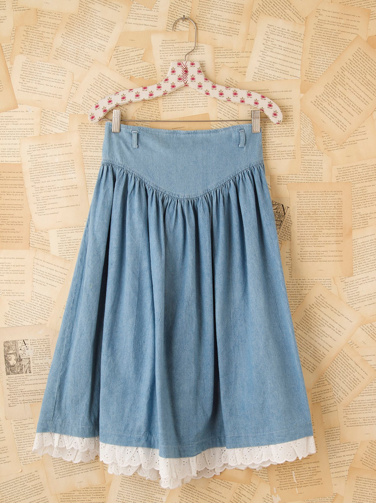 Vintage Chambray Color