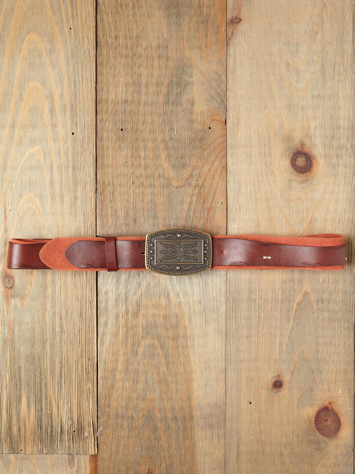 Ornate Buckle Hip Belt