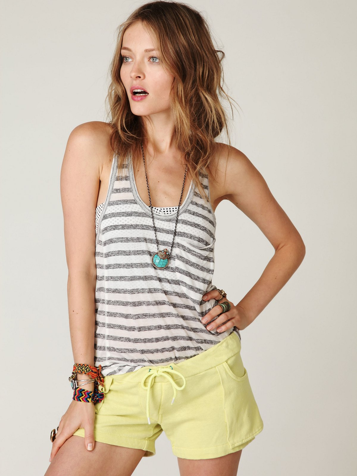 Striped Island Explorer Tank