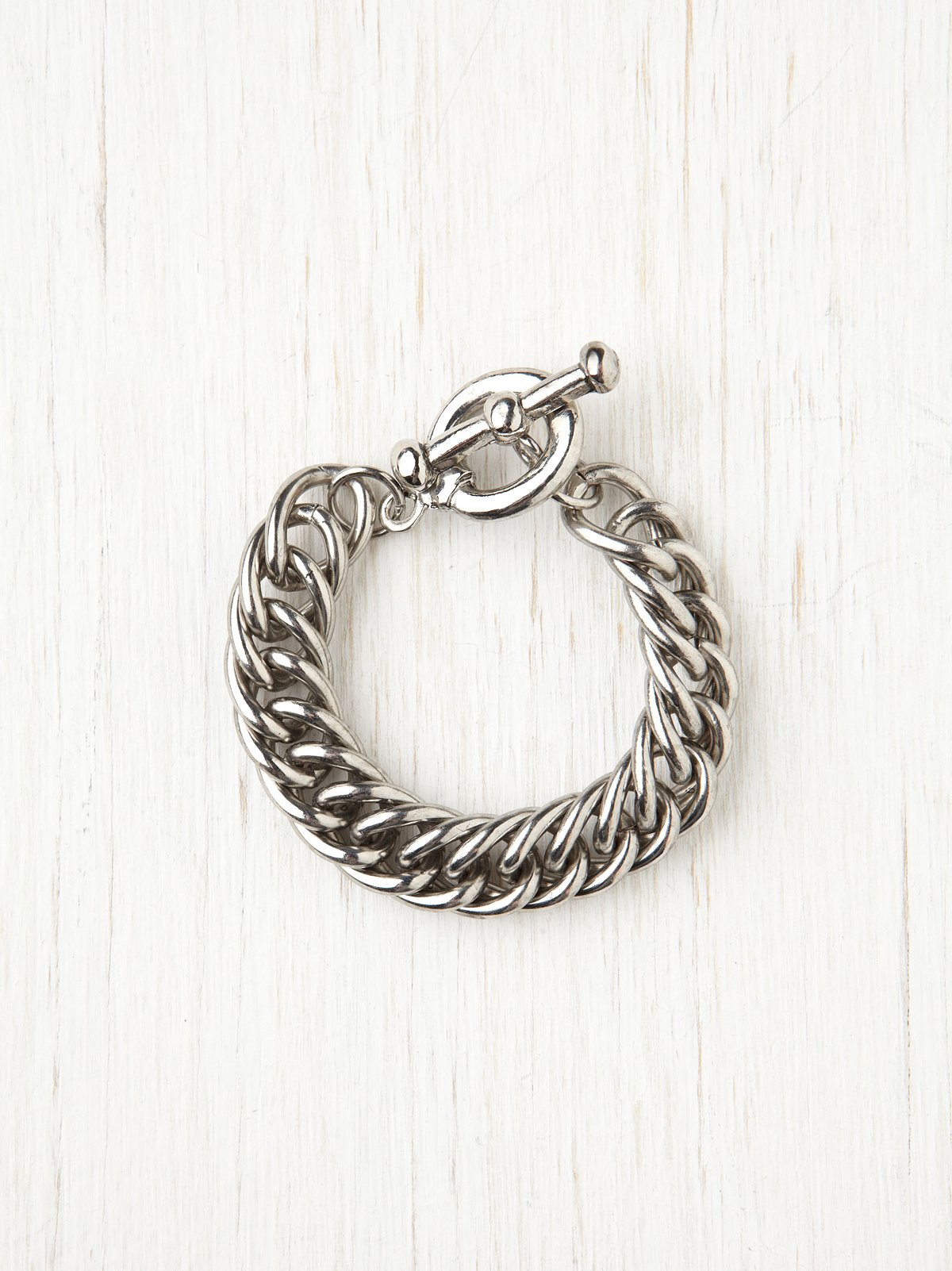 Moto Chain Bracelet