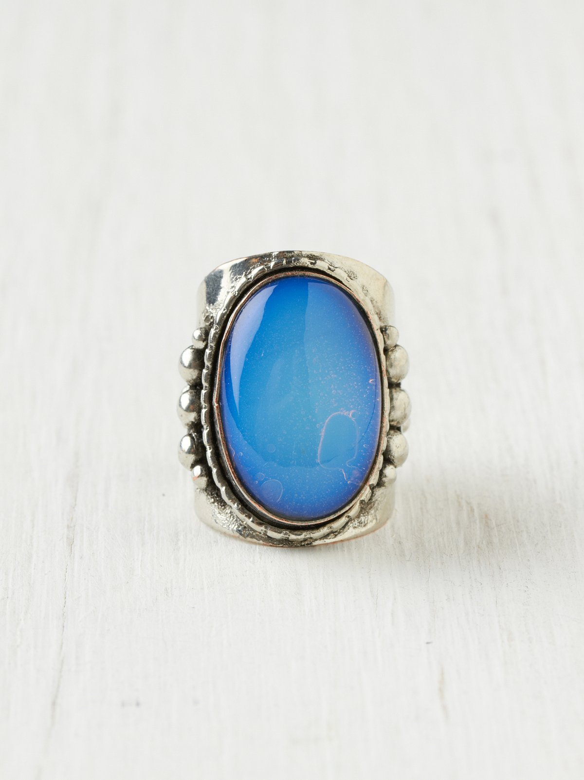 Oversized Tribal Ring