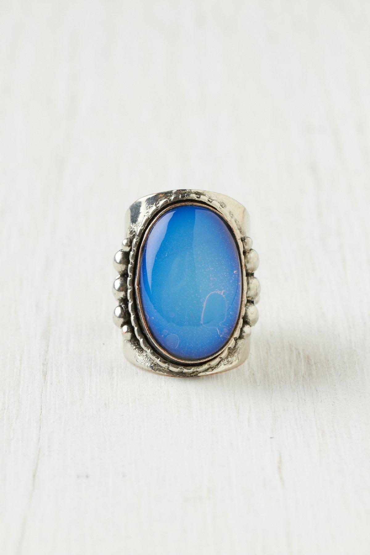 Oversized Tribal Ring