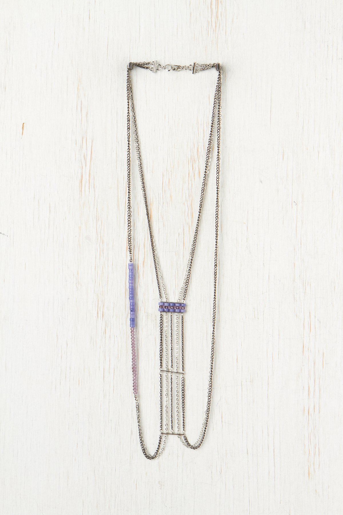 Tigers Eye Chain Necklace