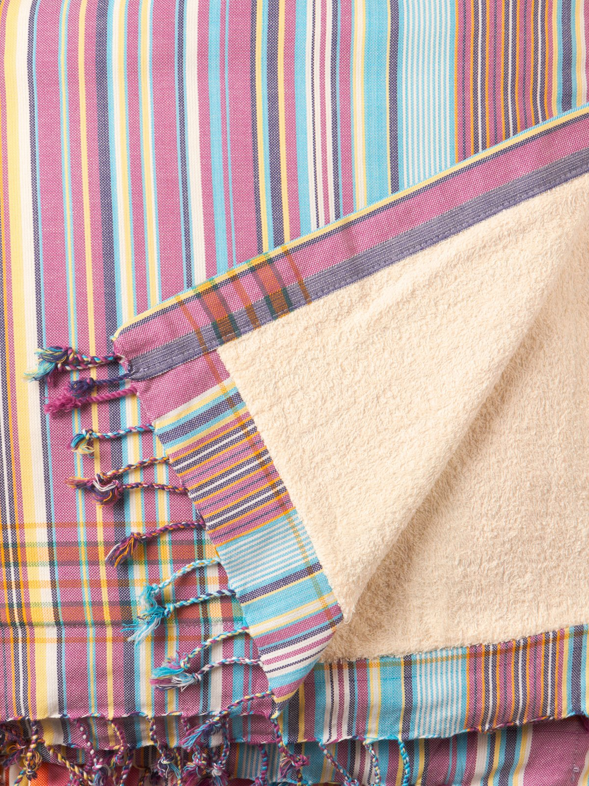 Terry Cloth Lined Towels