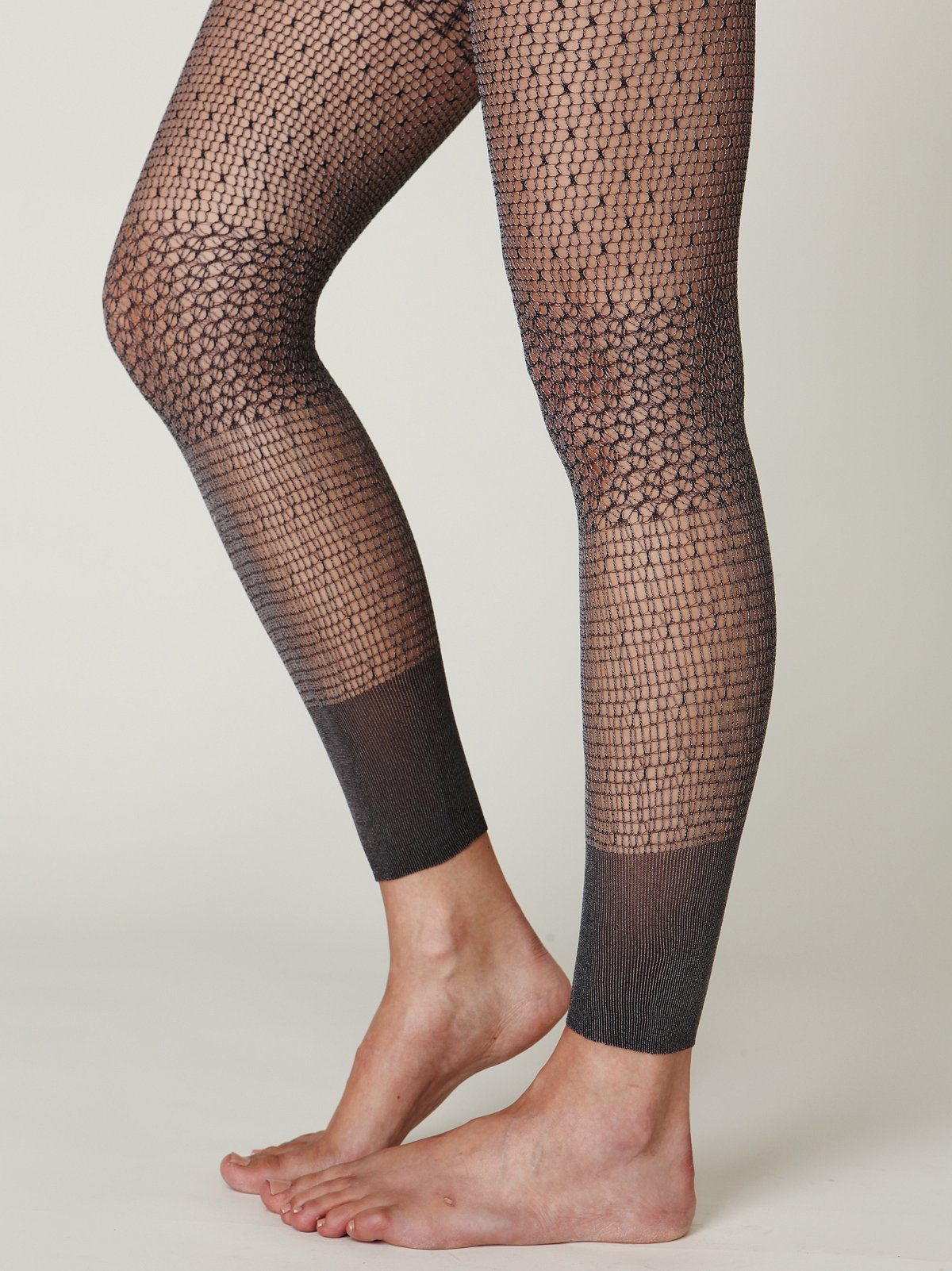 Changing Crochet Legging