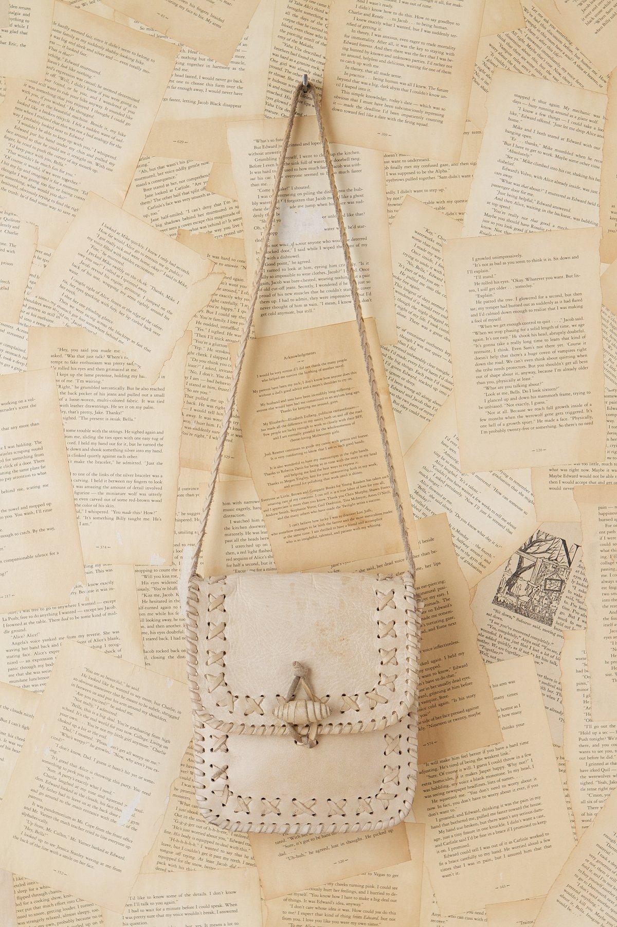Vintage Whipstich Handbag