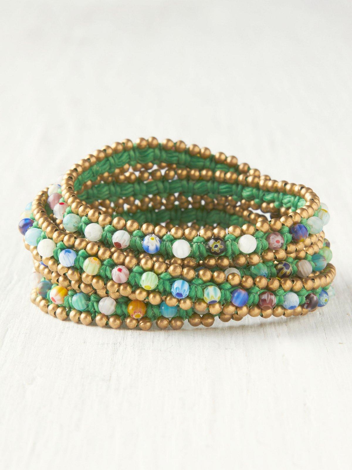 Ania Wrap Bracelet