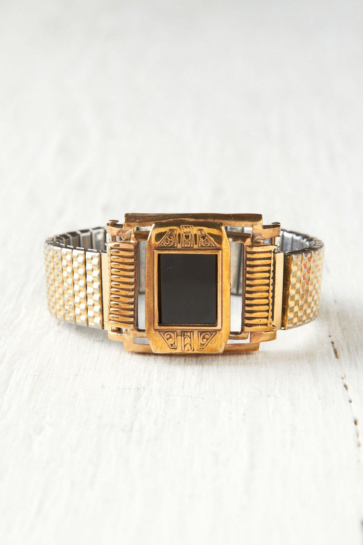 Framed Box Bracelet