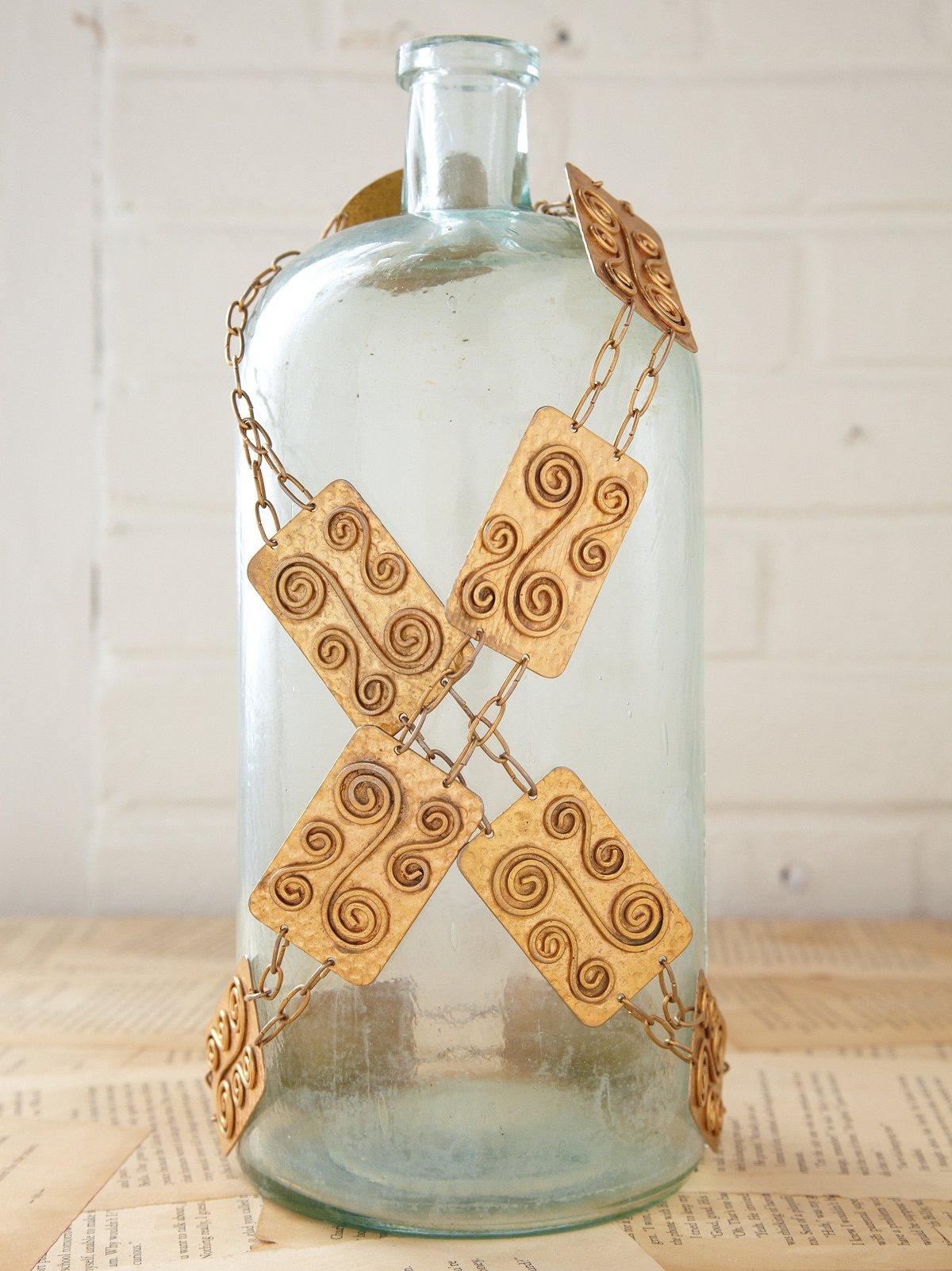 Vintage Chain Link Belt