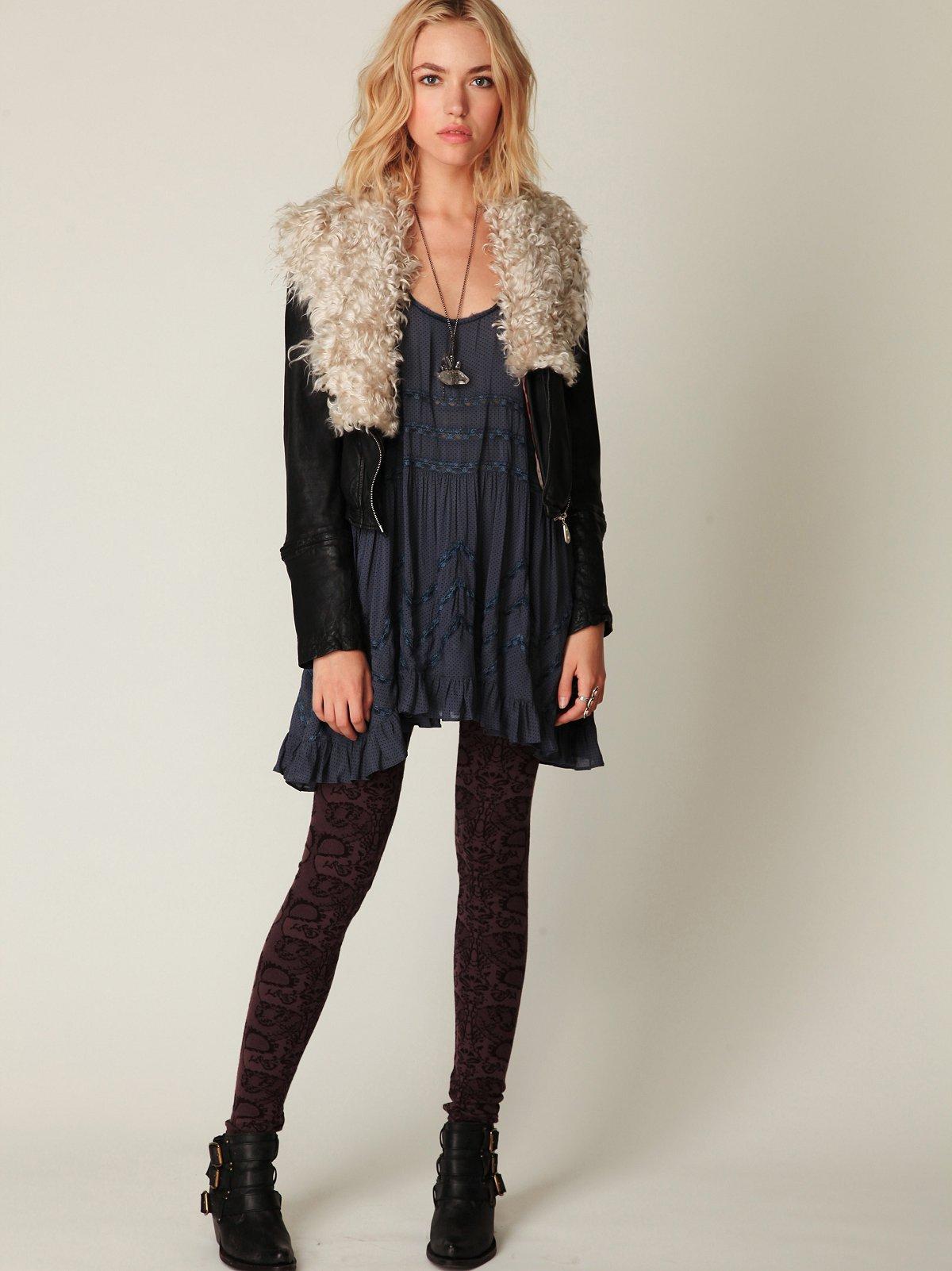 Poconos Sweater Legging