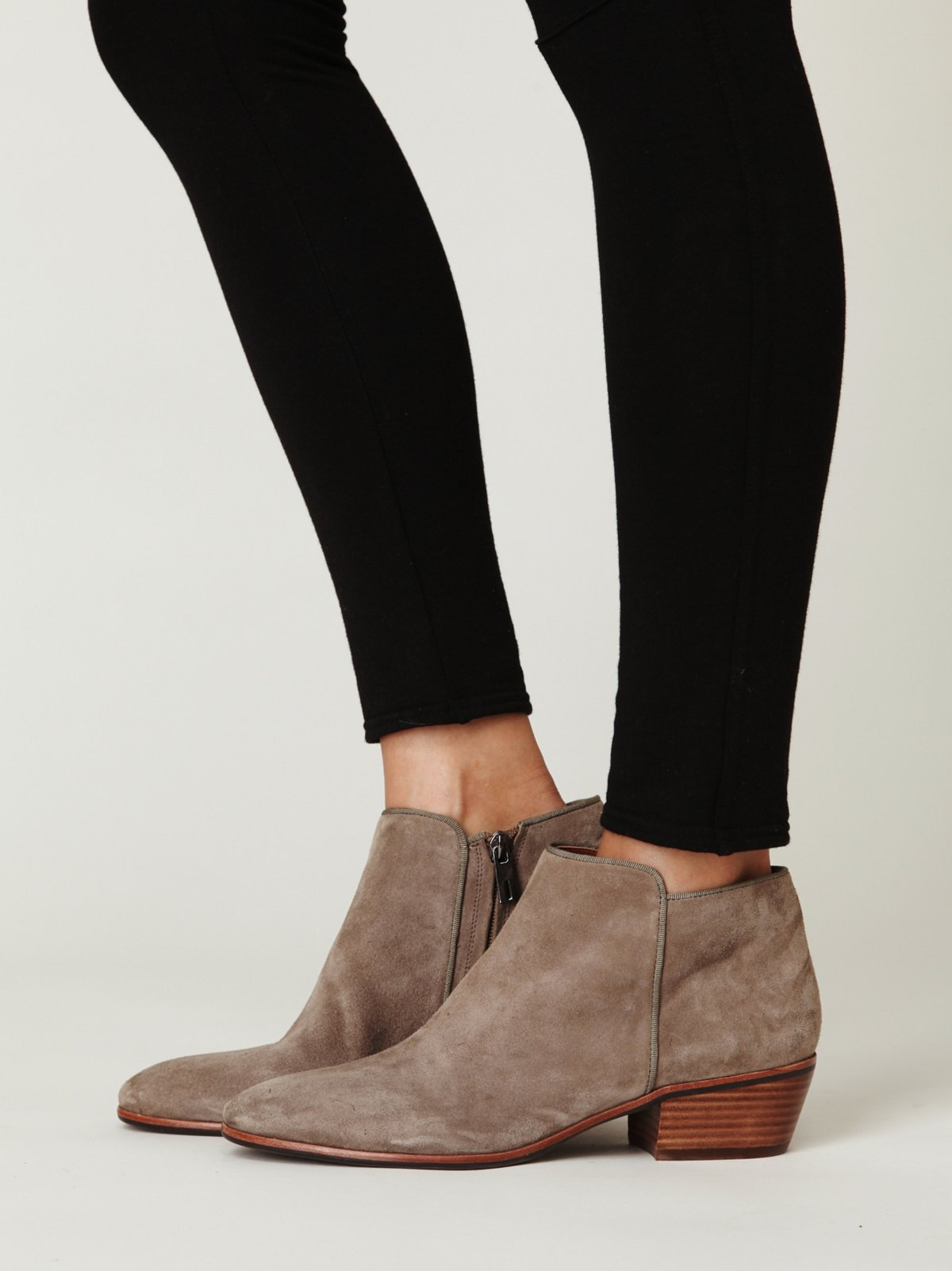 Petty Suede Ankle Boot