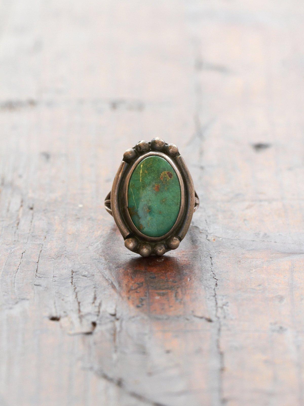 Vintage Natural Ring