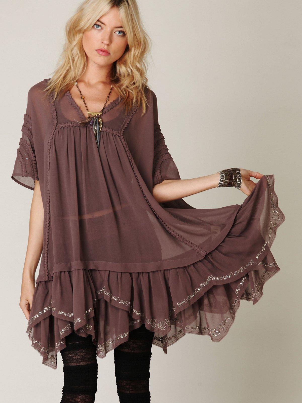 Beaded Beauty Dress