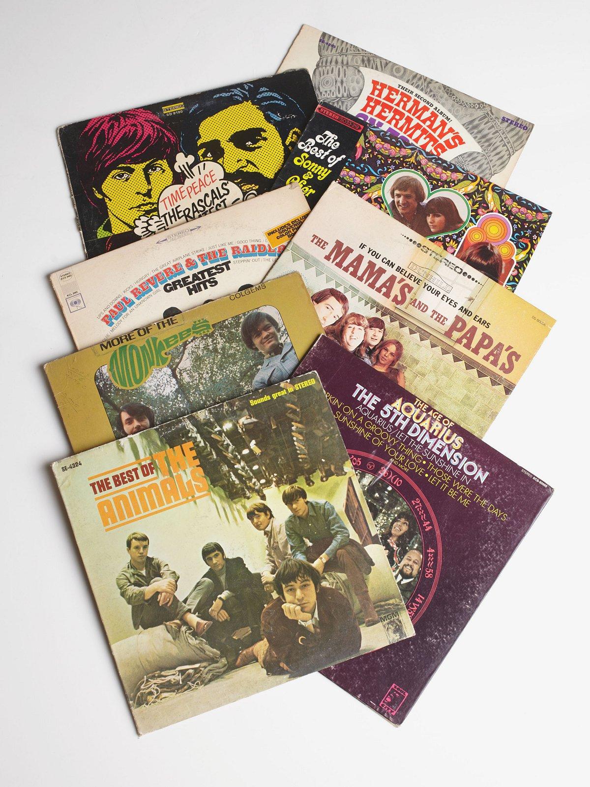 Vintage 60s Happy Pop Radio