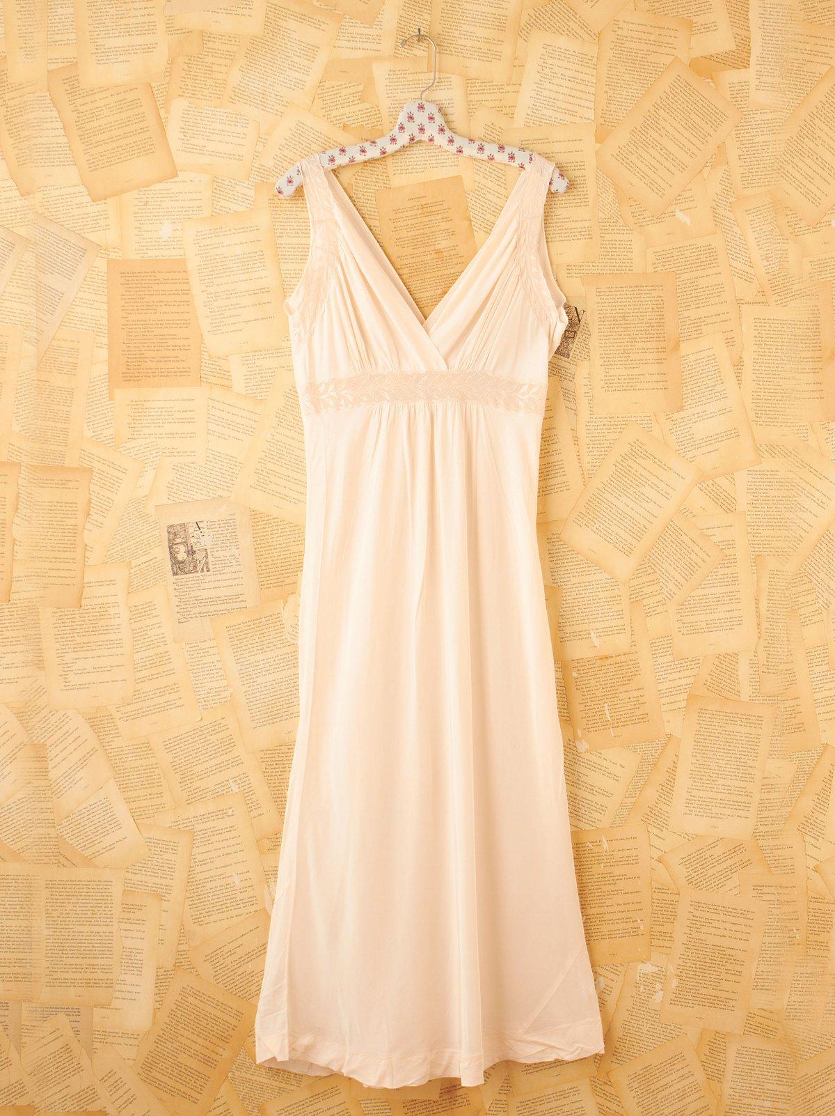 Vintage Lush Slip Dress