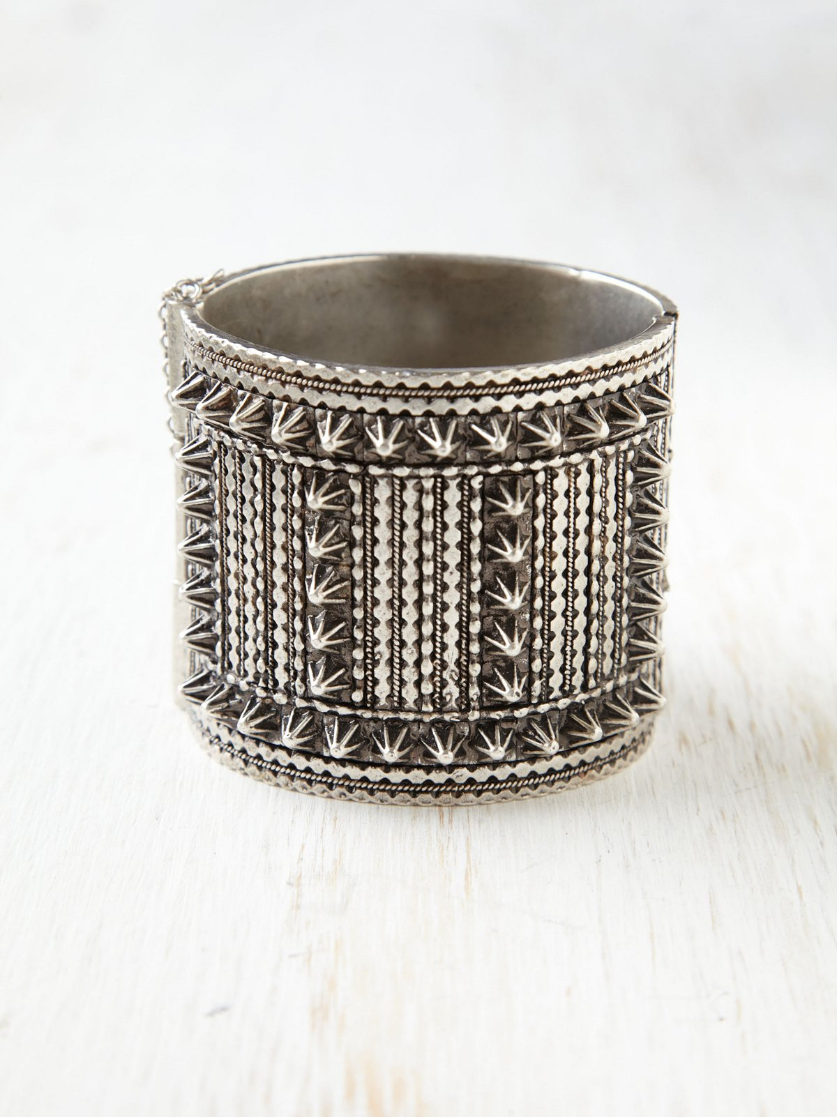 Hinged Studded Cuff