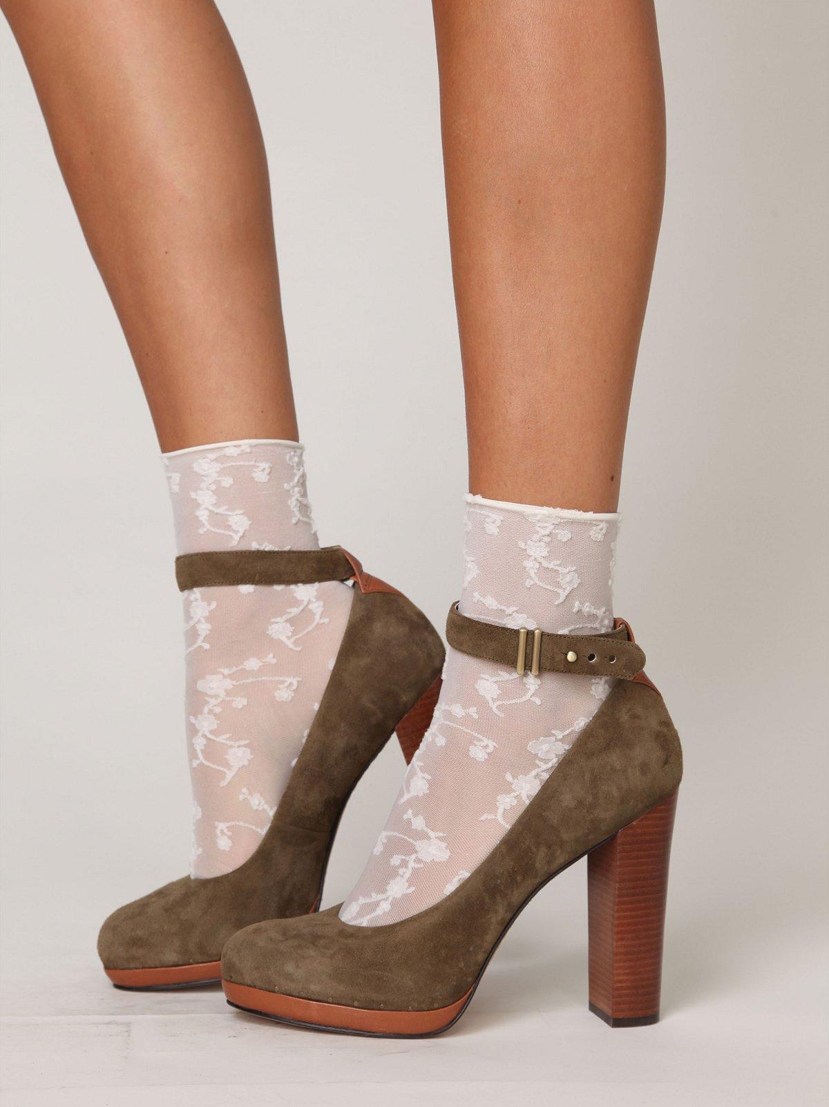 Lana Ankle Strap Heel