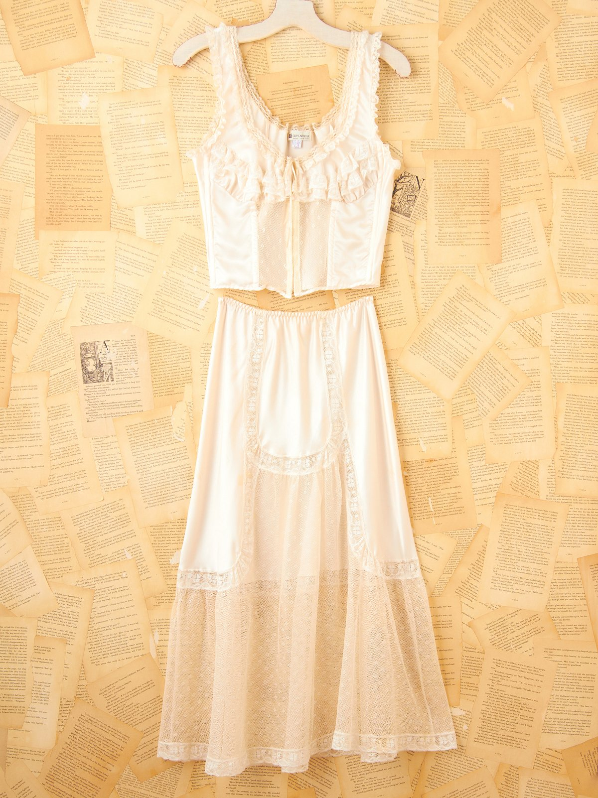 Vintage 1980s Guy Laroche Dress