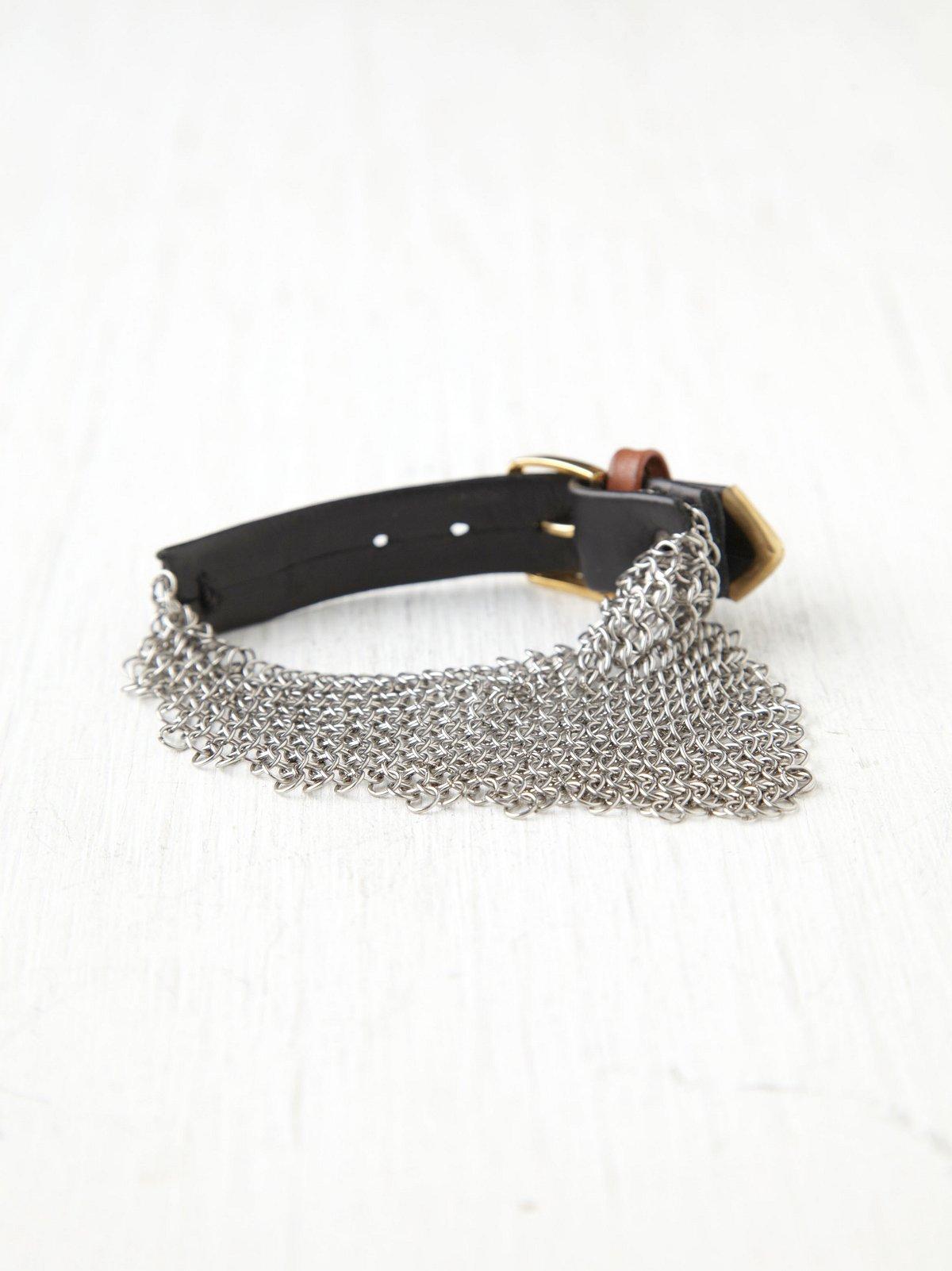 Mesh Belt Bracelet