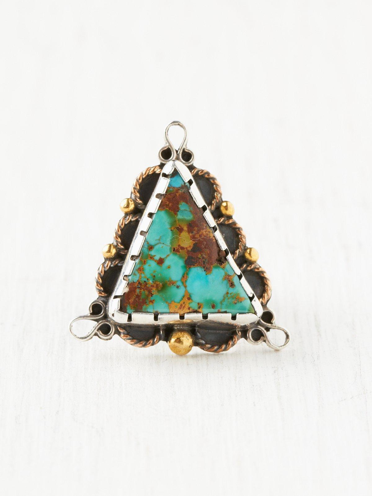 Alamo Turquoise Ring