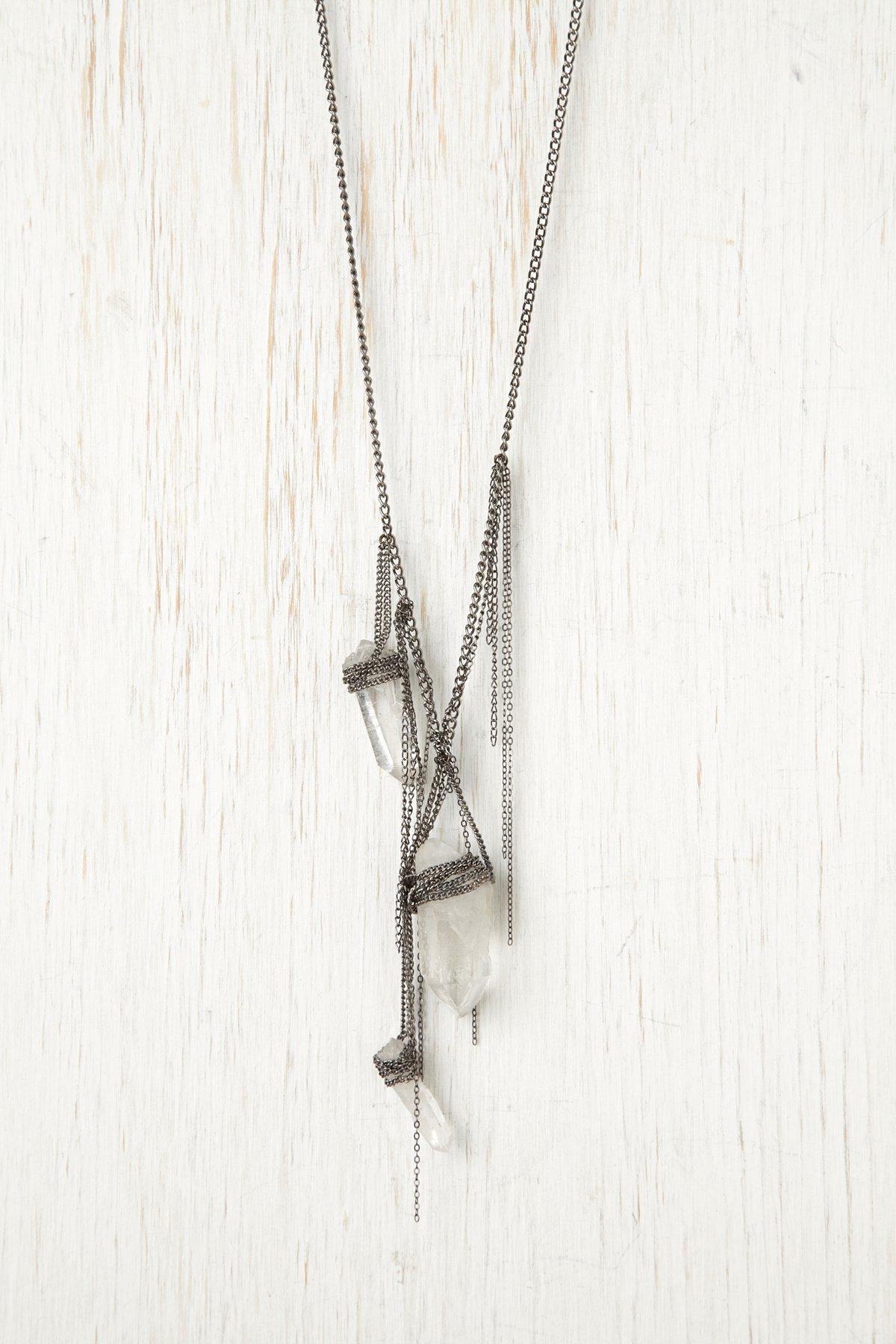 Geomorphic Necklace