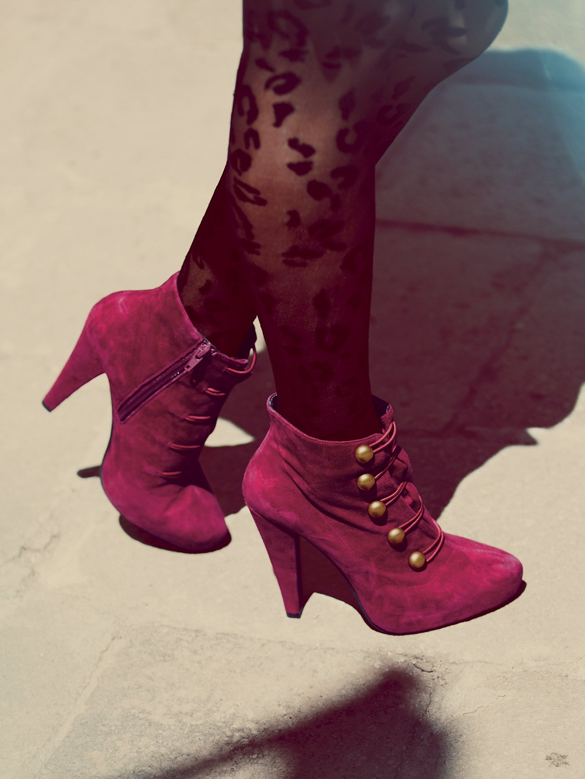 Sgt Pepper Ankle Boot